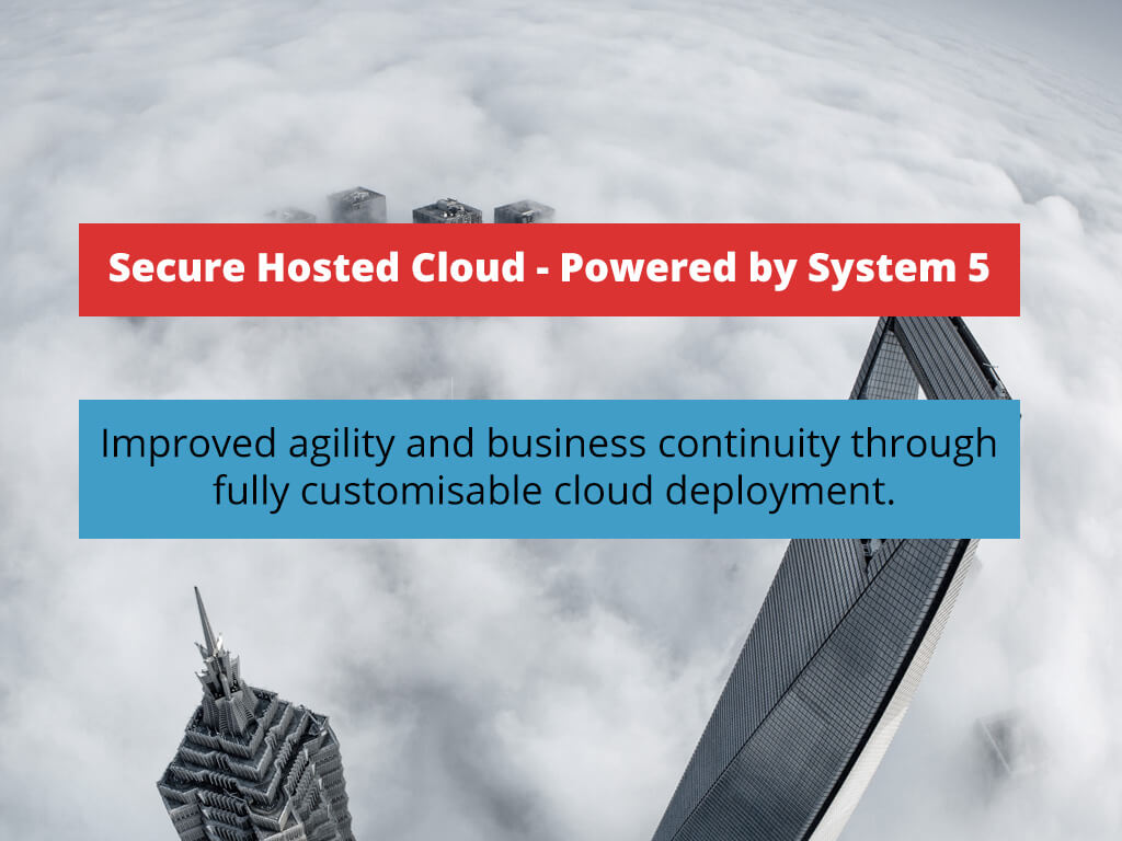 Secure Hosted Cloud